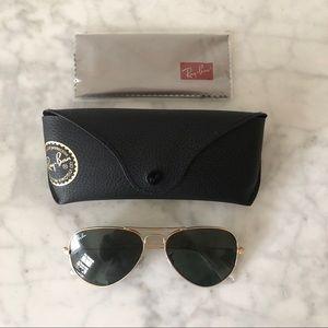 NEW Rayban Aviator Sunglasses
